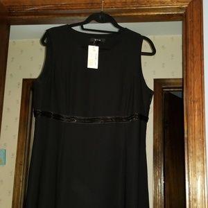 Womens black Style & Co. dress